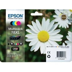 Epson 18XL Ink Pack 4 Colors T1816