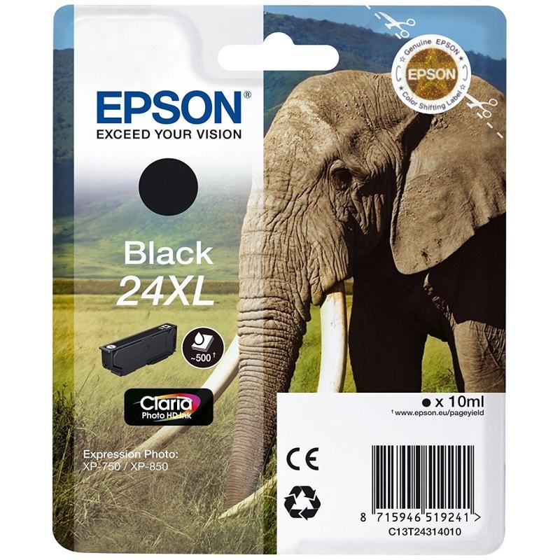 24XL Black Ink Epson T2431