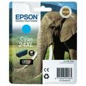 24XL Ink Epson T2432 Cian