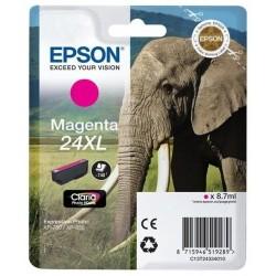 Tinta Epson 24XL Magenta T2433