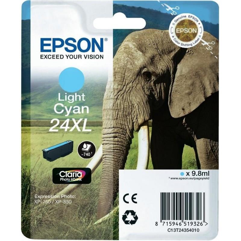 24XL Ink Epson T2435 Light Cyan