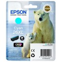 26XL Ink Epson T2632 Cian