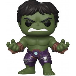 Figura Funko Pop! Marvel Avengers Hulk Traje Stark Tech