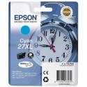 Tinta Epson 27XL Cian T2712