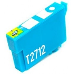 Compatible Ink Epson T2712 Cian 27XL