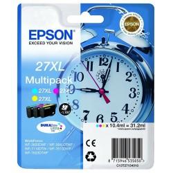 Tinta Epson 27XL Pack de...