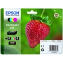 29 Epson ink pack 4 Colors T2986