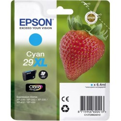 29XL Ink Epson T2992 Cian