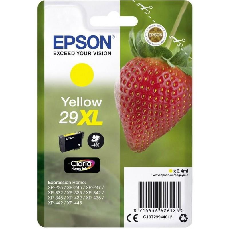 Tinta Epson 29XL Amarillo T2994