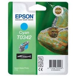 Tinta Epson T0342 Cian