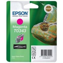 Tinta Epson T0343 Magenta