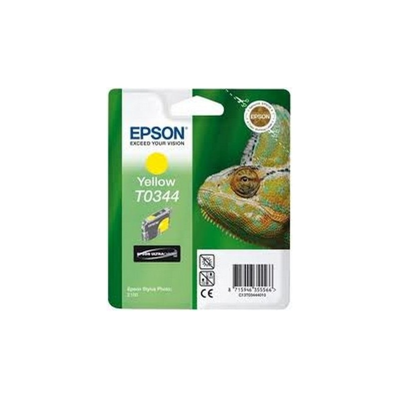 Epson T0344 Ink Yellow