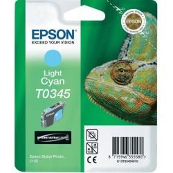 Tinta Epson T0345 Cian Claro