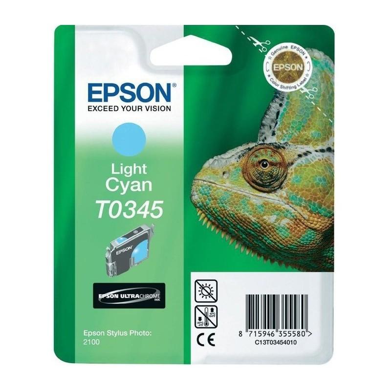Epson T0345 Light Cyan Ink