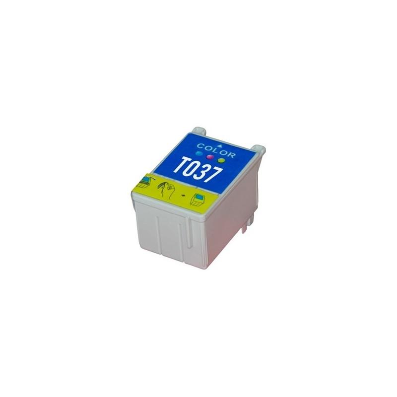 Tinta Compatible Epson T037 Color