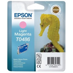 Epson T0486 Light Magenta Ink