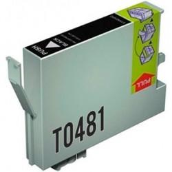 Tinta Compatible Epson T0481 Negro
