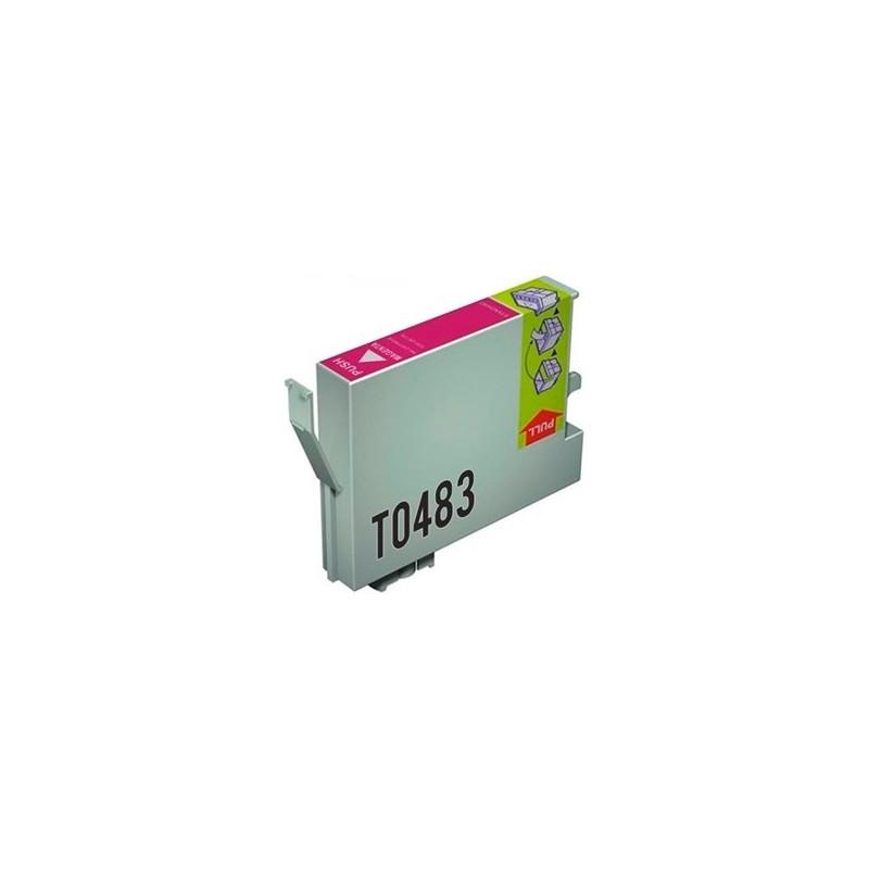 Tinta Compatible Epson T0483 Magenta