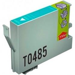 Tinta Compatible Epson T0485 Cian Claro