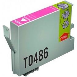 Tinta Compatible Epson T0486 Magenta Claro