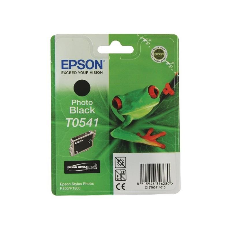 Tinta Epson T0541 Negro