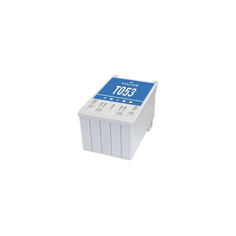 Tinta Compatible Epson T053 Color