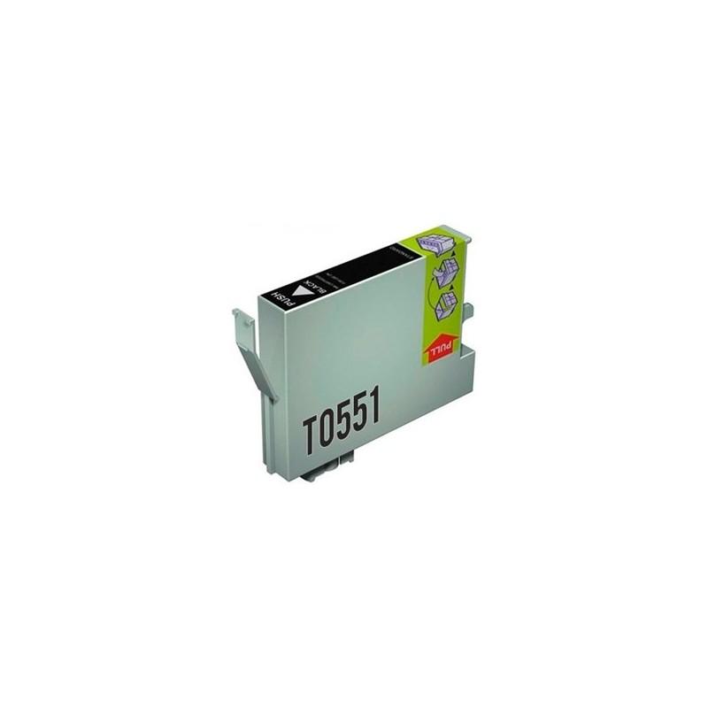 Tinta Compatible Epson T0551 Negro