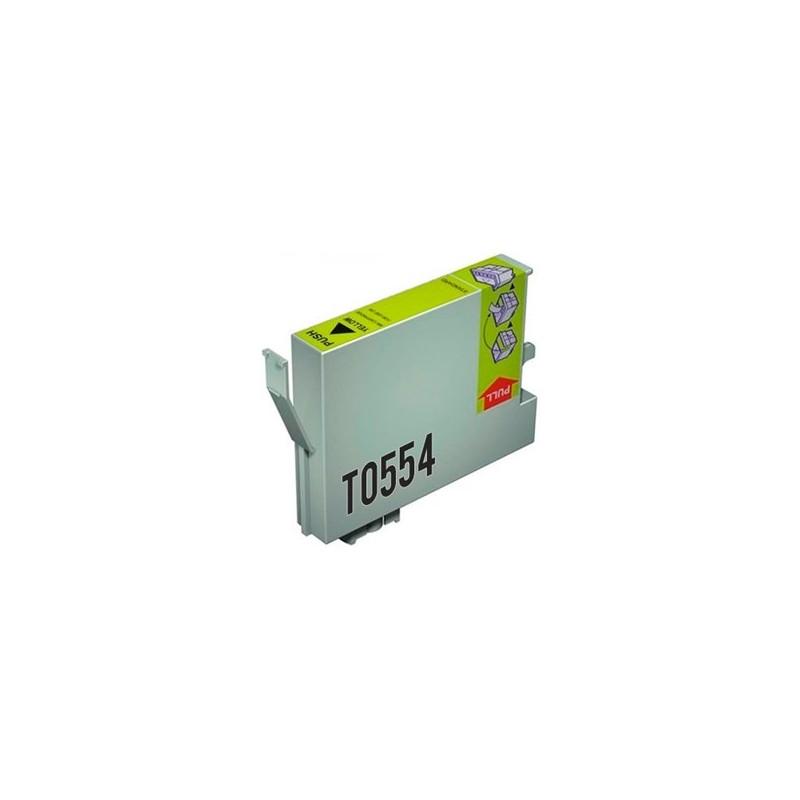 Tinta Compatible Epson T0554 Amarillo