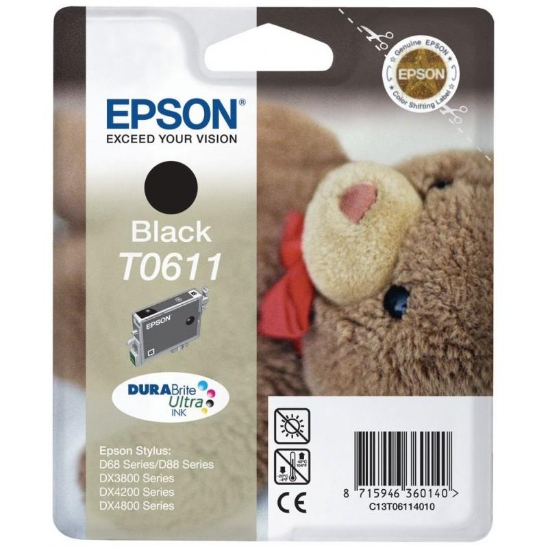 Epson T0611 Black