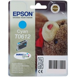 Tinta Epson T0612 Cian