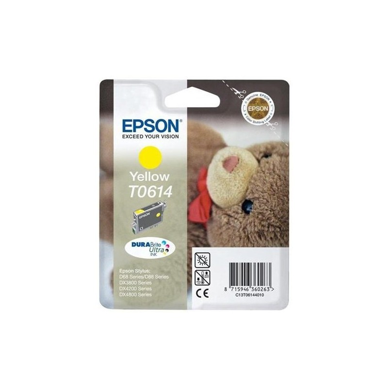 Epson T0614 Ink Yellow
