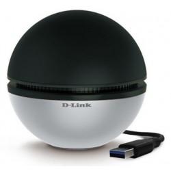 Adaptador de red USB D-Link AC1900 Ultra Wi‑Fi DWA-192