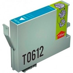 Compatible Epson T0612 Ink Cyan