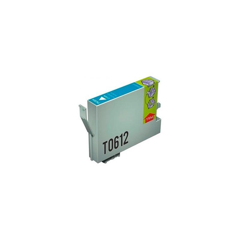 Tinta Compatible Epson T0612 Cian