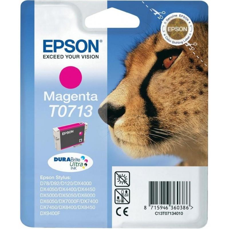 Epson T0713 Ink Magenta