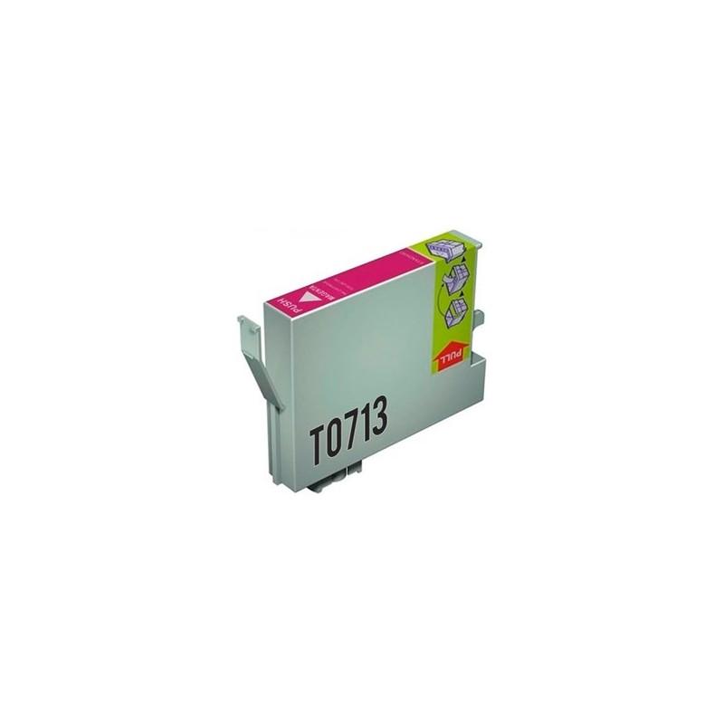 Tinta Compatible Epson T0713 Magenta