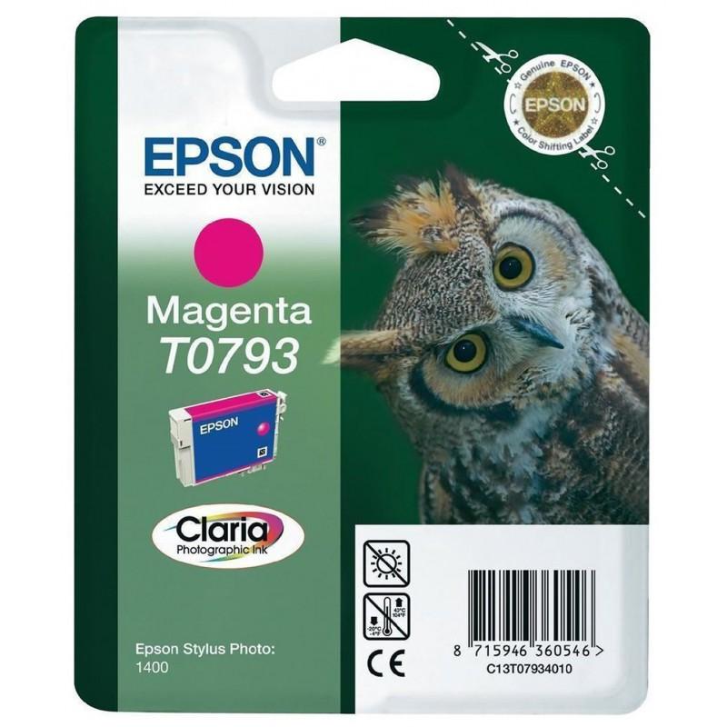 Tinta Epson T0793 Magenta
