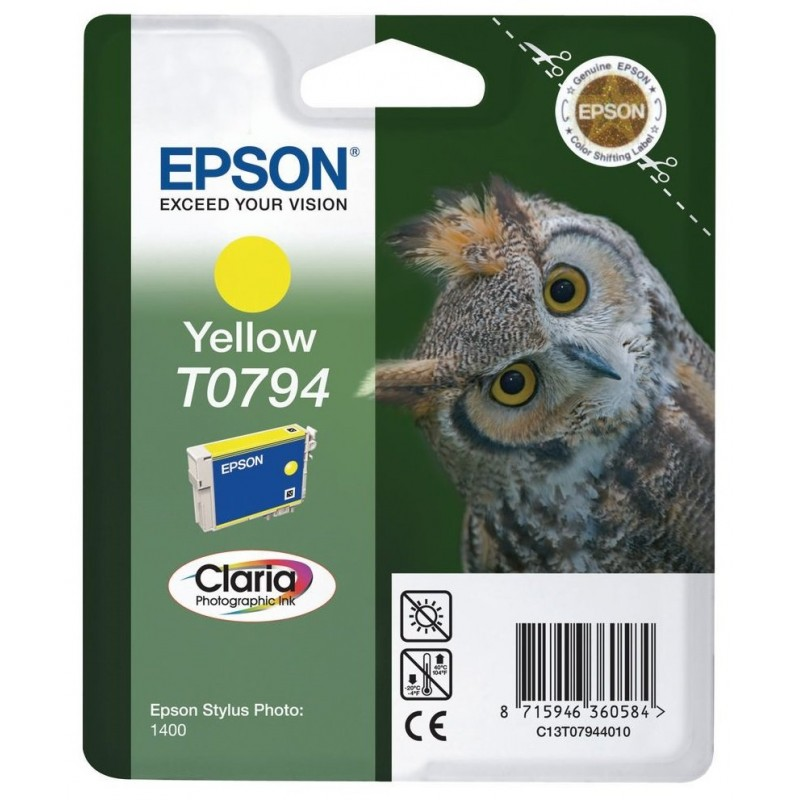 Epson T0794 Ink Yellow