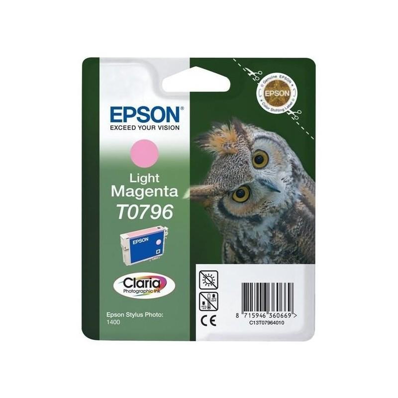 Tinta Epson T0796 Magenta Claro