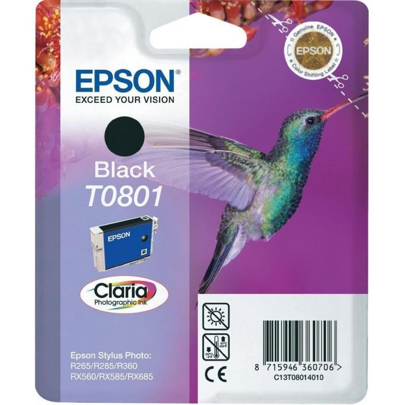 Epson T0801 Black
