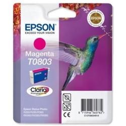 Tinta Epson T0803 Magenta