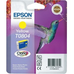 Tinta Epson T0804 Amarillo
