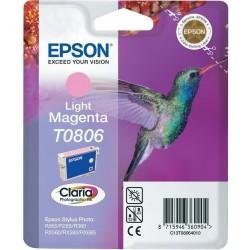 Epson T0806 Light Magenta Ink