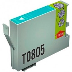 Compatible Ink Epson T0805 Light Cyan