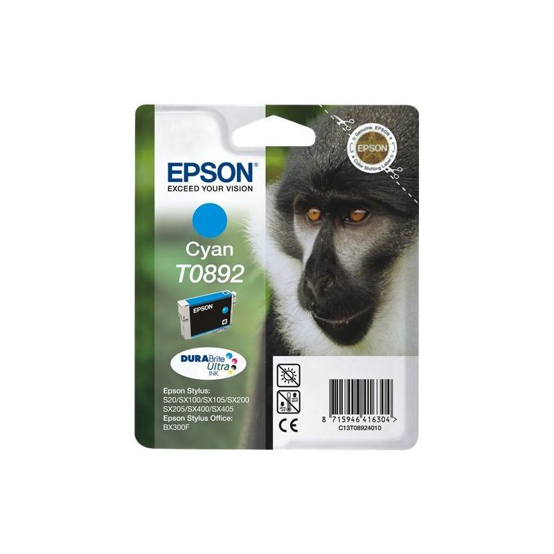 Tinta Epson T0892 Cian