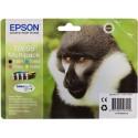Tinta Epson T0895 Pack de los 4 Colores