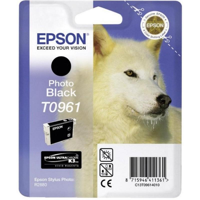 Tinta Epson T0961 Negro Foto