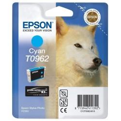 Tinta Epson T0962 Cian
