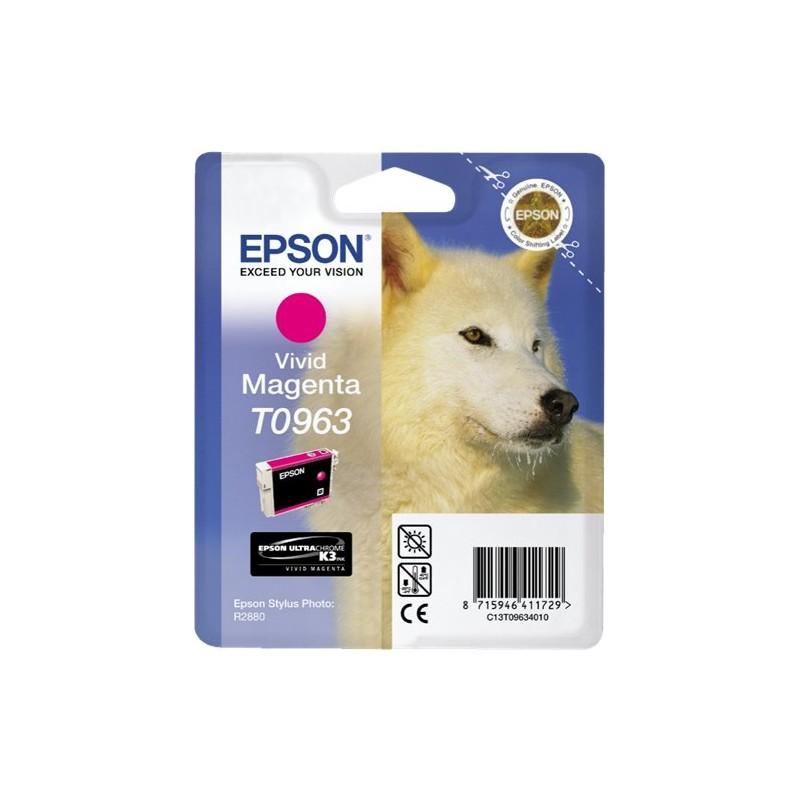 Tinta Epson T0963 Magenta Vivo