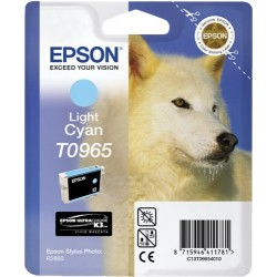 Tinta Epson T0965 Cian Claro